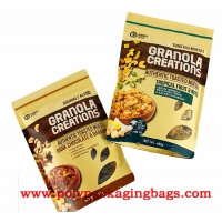 Buy cheap Laminated Snack Packing Biodegradable Stand Up Pouches from wholesalers