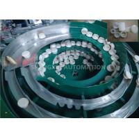 Buy cheap Flexible Cap Automated Assembly Machines Bottles Feeders For Packing Industry from wholesalers