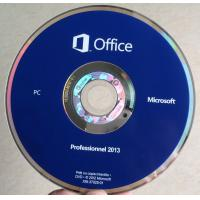 Buy cheap 1 GB RAM Microsoft Office Professional Plus , 32 64 Bit Office 2013 Pro Plus Product Key from wholesalers