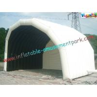 Buy cheap Fire-retardant Inflatable Party Tent , Outdoor Inflatable Event Stage Cover from wholesalers