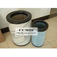 Buy cheap Excavator engine parts original air filter for CAT excavator PC336 from wholesalers