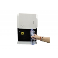 Buy cheap New Launch Pipeline Desktop R134a Compressor Touchless Hot & Cold Water Dispenser from wholesalers
