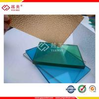 Buy cheap clear polycarbonate sheeting suppliers from wholesalers
