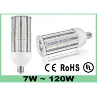Buy cheap 18W 2100LM Pure White E40 LED Corn Light Enclosed Fixture For Garden / Street Lighting from wholesalers