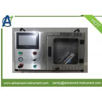 Buy cheap ASTM D1230&NFPA 702 45 ° Flammability of Wearing Apparel Apparatus CA TB 117 from wholesalers
