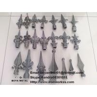 Buy cheap Decorative Steel Spear Point from wholesalers