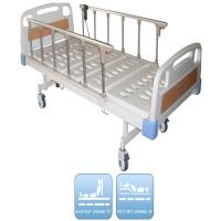 Buy cheap Single Electric Nursing Bed Aluminium Side Rail Drainage Hook Cold Rolled Steel Plate Base from wholesalers