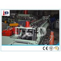 Buy cheap W Beam Guardrail Roll Forming Machine 2 Wave And 3 Wave Steel PLC Control from wholesalers