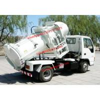 Buy cheap ISUZU Kitchen waste truck  ISUZU--Food Waste Collection Food Waste Collection Cell: 0086 152 7135 7675 from wholesalers
