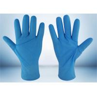 Buy cheap Powder Free Nitrile Examination Gloves 5 MIL Thickness Good Puncture Resistance from wholesalers