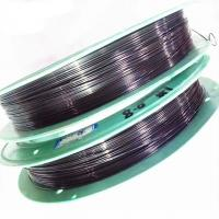 Buy cheap ASTM F2063 0.7mm Nitinol Superelastic Shape Memory Alloy Wire product