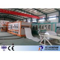 Buy cheap Fully Automatic Ps Foam Sheet Machine , Plastic Vacuum Forming Machine product