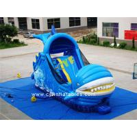 Buy cheap 7x4m inflatable Boat shape  children ca 6x3m kids outdoor inflatable pirate ship from wholesalers