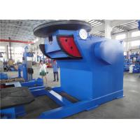 Buy cheap Easy Operation Welding Rotary Positioner With 3000mm Diameter Worktable from wholesalers