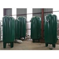 Buy cheap Stainless Steel Oxygen Storage Tank , Portable Storing Oxygen Containers Tanks product