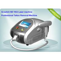 Buy cheap Desktop Q-switch ND YAG Laser Tattoo Removal System / Laser Treatment For Pigmentation from wholesalers