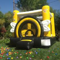 Buy cheap Inflatable Toys Inflatable Bouncer Duralite Busy Bee Party Blow Up Bouncers from wholesalers