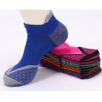 Buy cheap custom ankle cycling sports socks from wholesalers