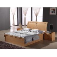 Buy cheap Professional King Size Modern Home Furniture Beds With Night Tables from wholesalers