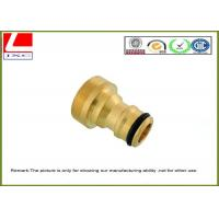 Buy cheap High Speed Machining brass machined parts product
