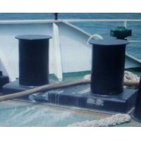 Buy cheap Marine Outfittings Marine Mooring Bitts Mooring Double Bollard 5-500 Tons SWL from wholesalers