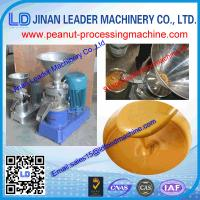 Buy cheap peanut butter machine for food made in china/butter making machines man your own butter from wholesalers