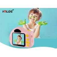 Buy cheap Rechargeable Battery Kids Digital Video Camera , Kids Action Camera Multiple Functions from wholesalers