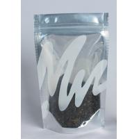 Buy cheap Custom Printed Foil Plastic  Bags Clear / Printed Stand up for Nuts from wholesalers