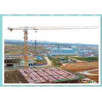 Buy cheap Self Erecting Construction Tower Crane , Moldel ZT5610 Topless Tower Crane On Rails from wholesalers
