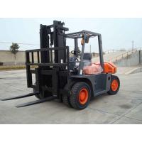 Euro III  / ISUZU Engine Diesel Operated Forklift Material Handling Equipment