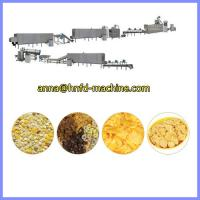 Buy cheap corn flakes making machine, breakfast cornflakes production machine from wholesalers