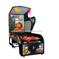 Buy cheap Luxury basketball shooting simulator game machine / arcade street basketball machine from wholesalers