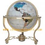 Buy cheap Chinese gemstone globe from wholesalers