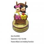 Buy cheap Disney Mickey&Minnie Music Box from wholesalers