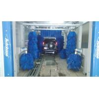 Buy cheap TEPO-AUTO Car Wash System with Germany brush from wholesalers