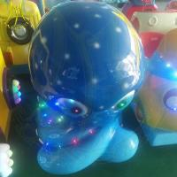 Buy cheap Hansel hot sale cheap coin operated amusement park kiddie ride from china from wholesalers