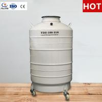 Buy cheap TianChi liquid nitrogen storage container 60L in Greenland from wholesalers