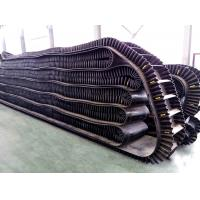 Buy cheap Anti Slip Rubber EP800 4 Ply Corrugated Sidewall Belt , Mobile Conveyor System from wholesalers