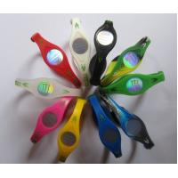 Buy cheap Sell hot m-onster useful powerbracelet healthy balanced wrist band anion designer silicone from wholesalers