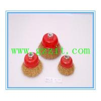 Buy cheap Crimped Wire Screw & Bowl  Wheel Brushes from wholesalers