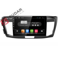 Buy cheap HD 1024*600 2013-2016 Honda Accord Navigation System With 4G RADIO 10.1 Inch from wholesalers