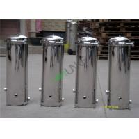 Buy cheap Sanitary Multi Cartridge Filter Housing Ss316 With 222/226 Flat Filter Cartridge from wholesalers