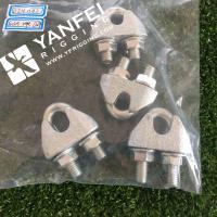 Buy cheap 5mm-10mm Electric Galvanized DIN1142 Wire Rope Clip – Qingdao Yanfei Rigging Supplier from wholesalers