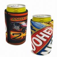 Buy cheap Neoprene Stubby Holder/Can or Bottle Cooler, Keeps Temperature of Your Drink product
