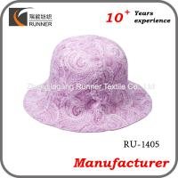 Buy cheap Ladies fashion sun protection hat from wholesalers