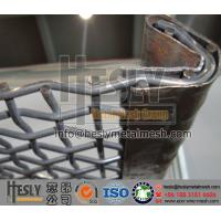 Buy cheap Mn Steel Mining Screen Mesh (65Mn Crimped Wire Mesh) from wholesalers