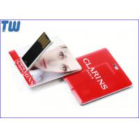 Buy cheap Noble Slim Square Card Best USB Flash Drive High Quality Printing from wholesalers