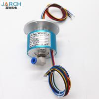 Buy cheap Military Electro Pneumatic Rotary Union 5A Rotary Joint Slip Ring with 6 circuits from wholesalers