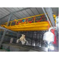 Buy cheap Popular Manufacturer Strong Adaptability 24 Ton New Condition Overhead Crane For Workshop Using from wholesalers