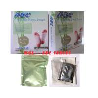 Buy cheap Botanical Herbal Health Original Abc Detox Foot Patch / Slimming Belly Patch, Promote Sleeping from wholesalers